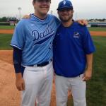 Koty Lackey and Lathon Whittington-Baseball