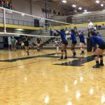Volleyball vs Hendersonville