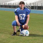 Football 2017 Chase Johnson