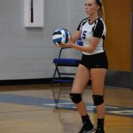 Taylor Herndon LHS Volleyball vs Summit
