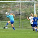 molly mcelhiney with a save from mjhs bella agees shot