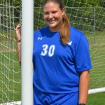 Samantha Kirby Senior Girls Soccer