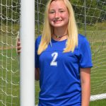 Peyton Ballou Senior Girls Soccer