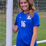 Lauren Walker Senior Girls Soccer