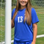 Ashley Grimes Senior Girls Soccer