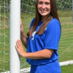 Allison Burruss Senior Girls Soccer