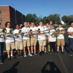Homecoming Parade Band