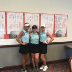 Girls Golf Region Competition