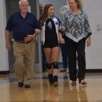Zia Hamilton Family Senior Night