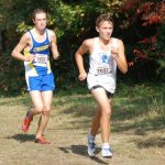 Cross Country Dylan Bates