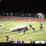 Football Games LHS vs WCHS