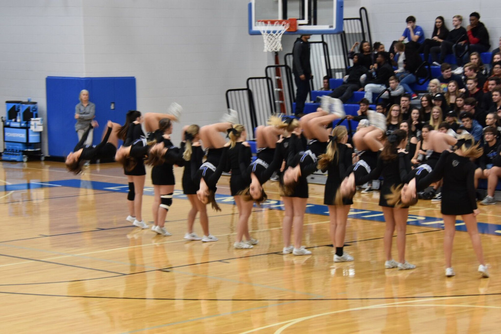 Cheer Tryouts–Reminder to register on the Cheer sign-up sheet