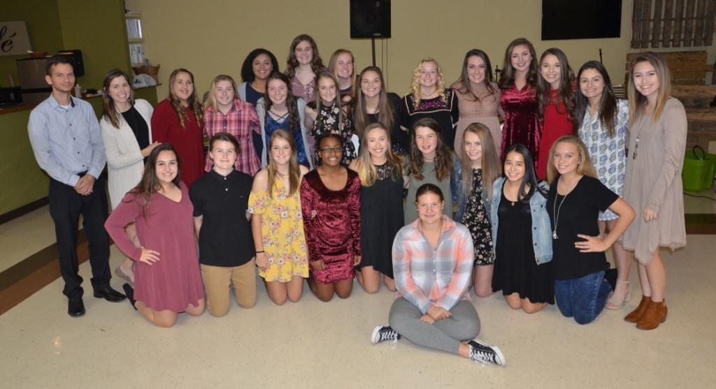 Girls Soccer Banquet 2017