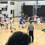 Boys Freshman Basketball Game