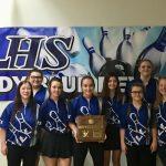 Girls Bowling district Champions