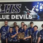 Boys Bowling District Champions