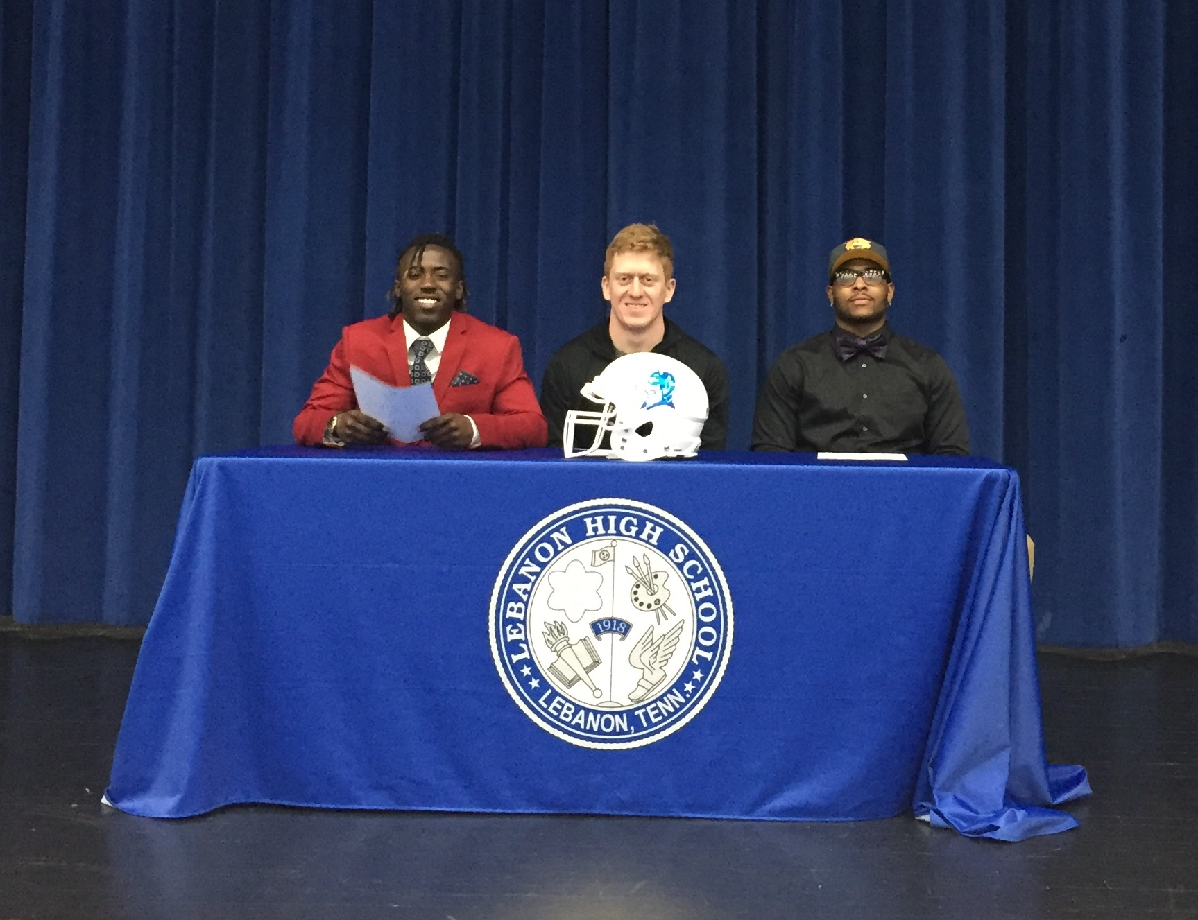 3 More Blue Devils Sign College Football Scholarships