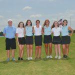 Congratulations LHS Golfers Malia Randolph and Mark McDearman