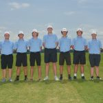 Boys Varsity Golf defeats Gallatin and White House