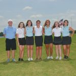 Girls Varsity Golf defeats Gallatin and White House