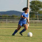 jv girls soccer vs lavergne