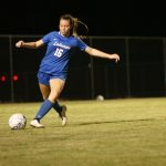 Girls Varsity Soccer falls to Smyrna 5 – 1