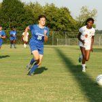 jv soccer vs beech