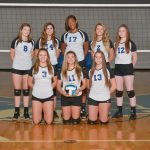 Girls Junior Varsity Volleyball defeats Blackman 2 – 0