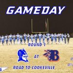 Lebanon (8-2) at Blackman (9-1) – Round 1
