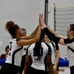 Girls Varsity Volleyball beats Mt. Juliet 3 – 1 in 9AAA District Championship