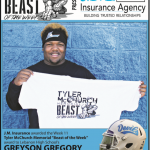 Greyson Gregory-Tyler McChurch Memorial Beast of the Week