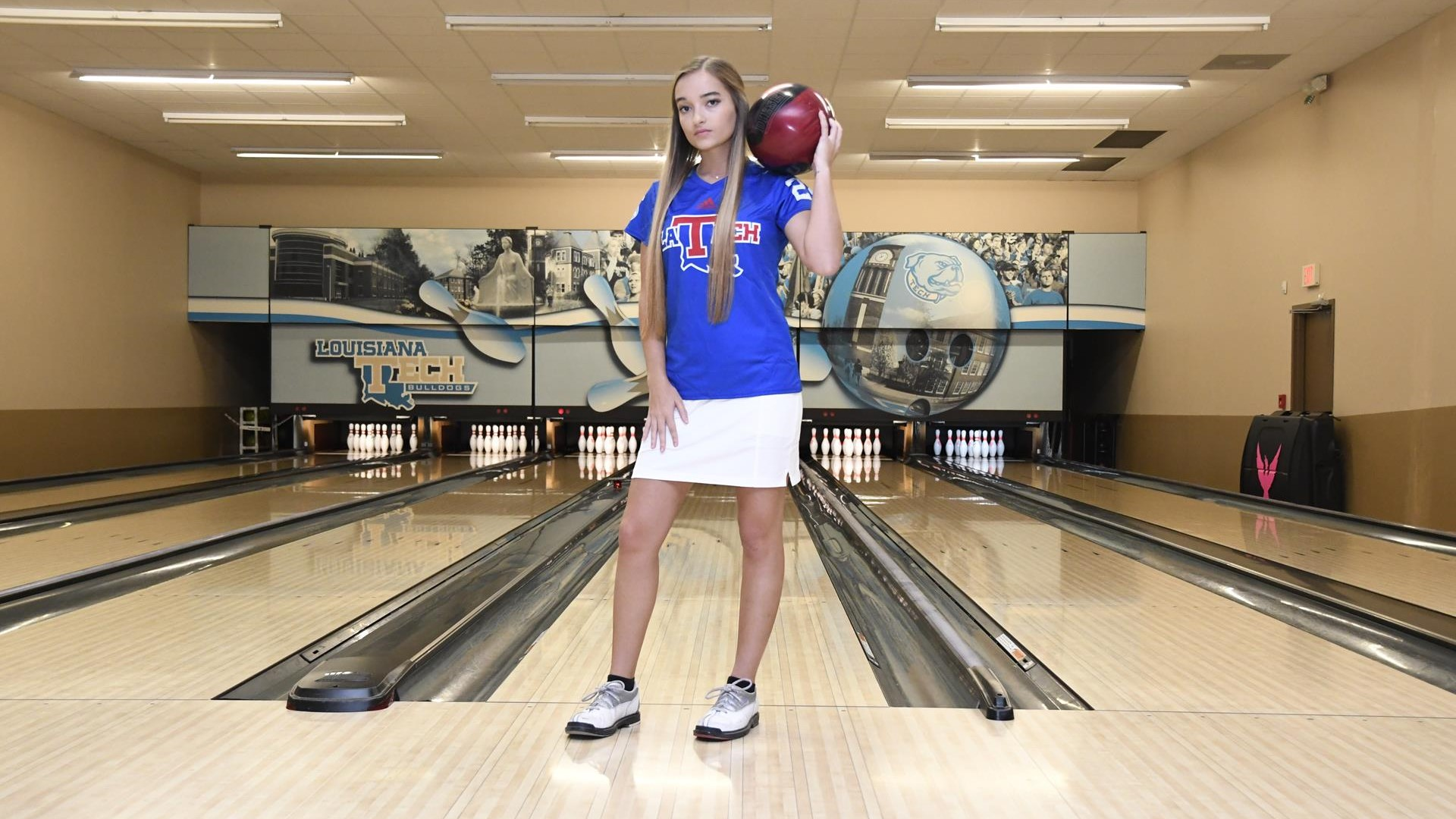 Former LHS Bowler, Lindsay Manning, Bowling at La Tech–Season Update