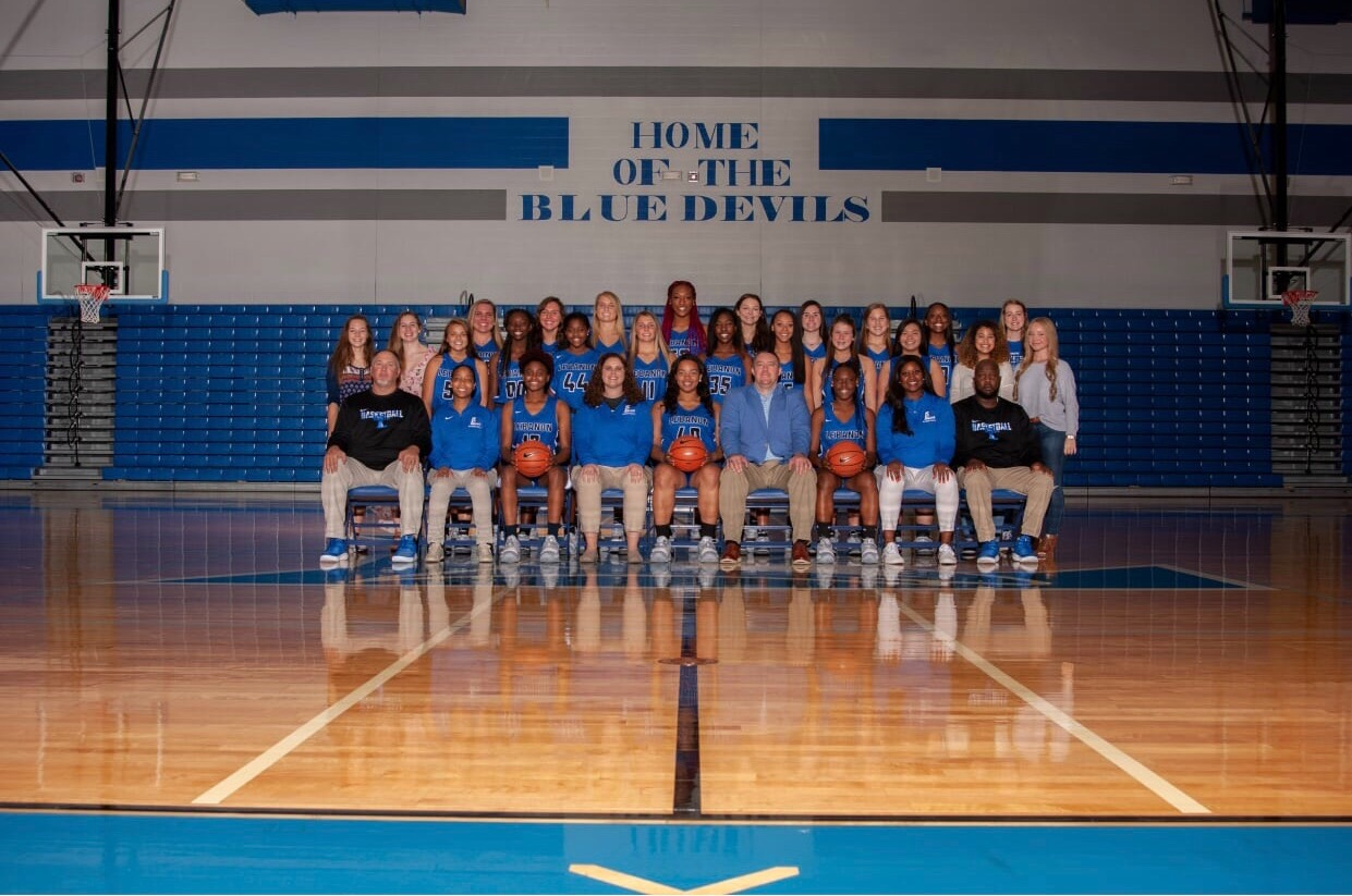 Girls Basketball Highlights vs Stewarts Creek 11-27-18– Video by The Blue Devils News