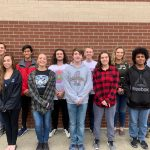 LHS Band had 11 Selected to participate in the Mid-State Honor Band and Presley Bush qualified for All State Band