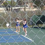 Girls Varsity Tennis falls to Station Camp 4 – 3