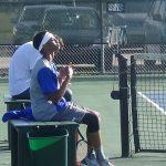 Boys Varsity Tennis beats White House 6 – 1