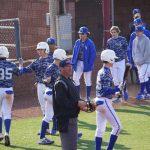 Boys Junior Varsity Baseball falls to Hendersonville 9 – 8