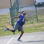 Boys Varsity Tennis falls to Blackman 4 – 3