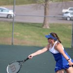 Girls Varsity Tennis falls to Blackman 6 – 1
