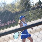 Girls Varsity Tennis falls to Hendersonville 7 – 0