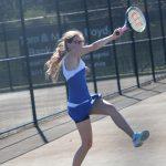 girsl tennis
