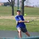 Boys Varsity Tennis beats Beech Senior 5 – 2