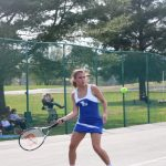 Girls Varsity Tennis beats Beech Senior 7 – 0
