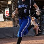 Girls Varsity Softball beats Station Camp 9 – 3
