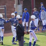 Boys Junior Varsity Baseball beats Wilson Central 8 – 5