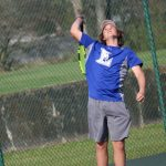 Boys Varsity Tennis falls to Stewarts Creek 5 – 2