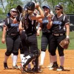Girls Varsity Softball falls to Portland 11 – 5