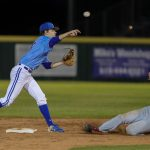 Boys Varsity Baseball beats Chattanooga Christian School 10 – 8, Photo by Steve Wampler, The Wilson Post