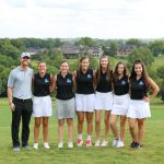 Girls Varsity Golf finishes 1st place at Hendersonville, Beech