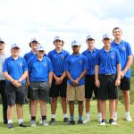 Boys Varsity Golf beats Mount Juliet 310 – 336